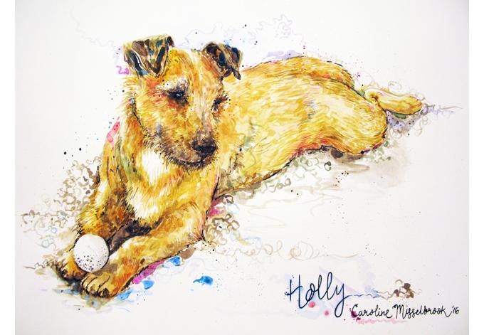 'Hollie'